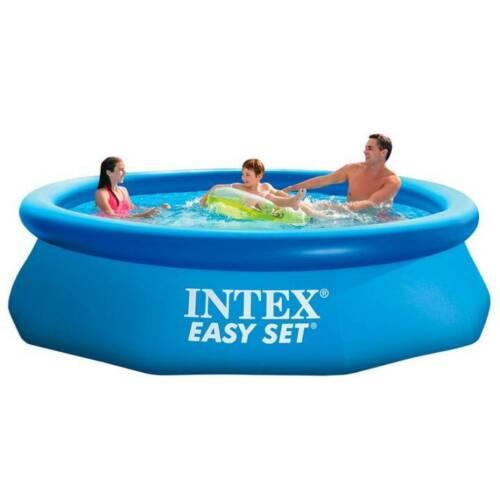305 cm x 305 cm x 76 cm INTEX family swimming pool Easy-Set
