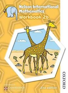 Nelson-International-Mathematics-2nd-edition-Workbook-2b-by-Morrison-Karen-Sp