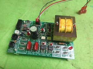 Treadmill Power Supply Board P N: 130857