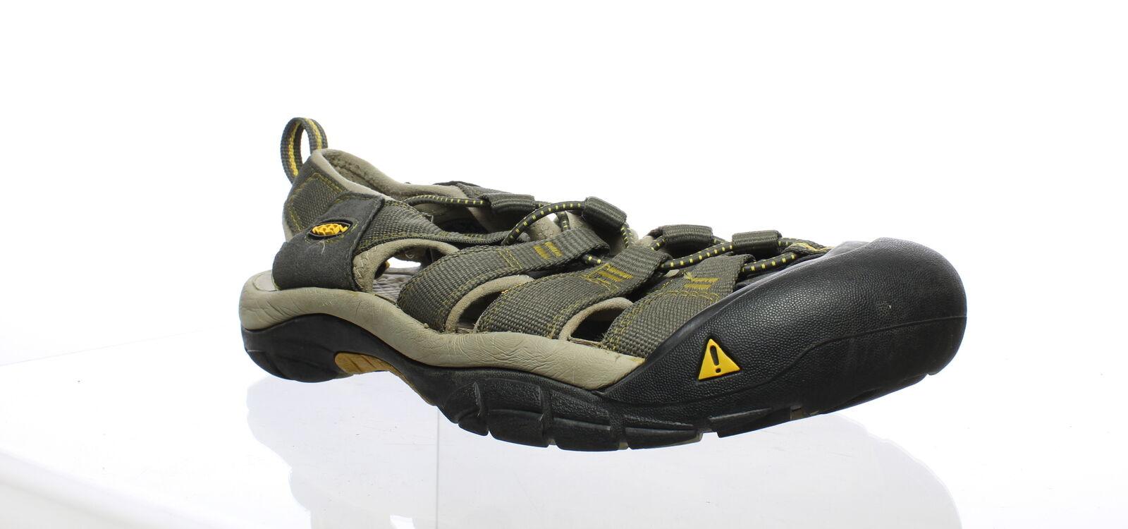 KEEN Uomo Sport Sandals Taglia 10 (73916)