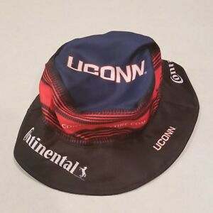 Image is loading UCONN-Connecticut-Huskies-Bucket-Floppy-Hat-Cap -Continental- 3ee3af1852a