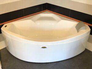 Vasca Da Bagno Jacuzzi.Dettagli Su Nuova Jacuzzi Vasca Da Bagno Mod Uma 145cm X 145cm