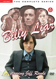Jeff-Rawle-is-BILLY-LIAR-Complete-Season-1-New-amp-SEALED-2-DVD-Set-Region-2