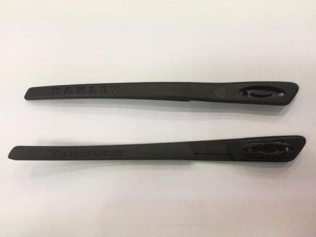 OAKLEY 9263 TURBINE REPLACEMENT BLACK EARSOCK ARMS TERMINALES NEGRO 9307 ROTOR