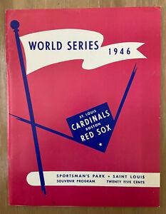 1946-WORLD-SERIES-BASEBALL-PROGRAM-BOSTON-RED-SOX-CARDINALS-OPIE-050-1000