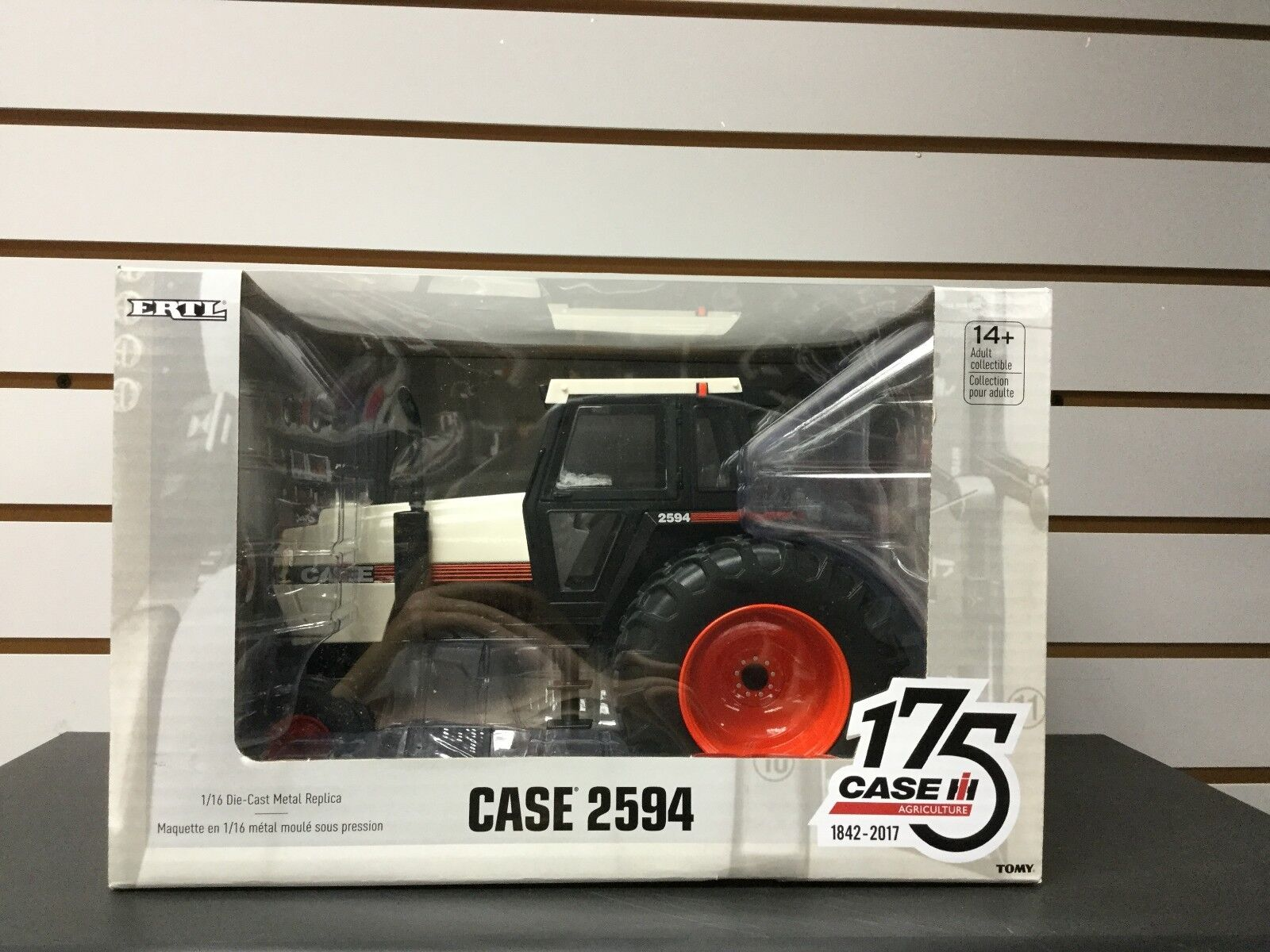 CASE 175TH ANNIVERSARY 2594 TRACTOR PART ZFN44096A