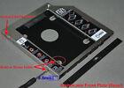 2nd SATA Hard Drive SSD HDD Caddy for HP Probook 445 450 470 G0 G1 G2 G3 DU8A5SH