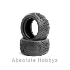 JConcepts Flip Outs 2.2 1/10th Rear Buggy Tires (Green) - JCO3038-02
