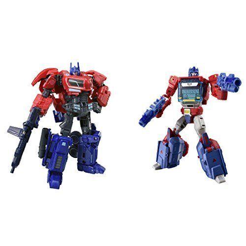 Transformers TLK-EX Optimus Prime & Orion Pax 2 Set Amazon.co.jp Limited Japan