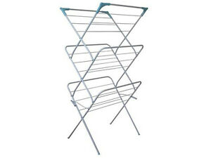 3-TIER-CLOTHES-TOWEL-AIRER-LAUNDRY-DRYER-CONCERTINA-FREE-STANDING-FOLDING-NEW