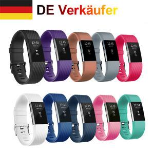 Details zu Armband Ersatz für Fitbit Charge 2 Fitness Tracker Smartwatch Sport Uhrenarmband