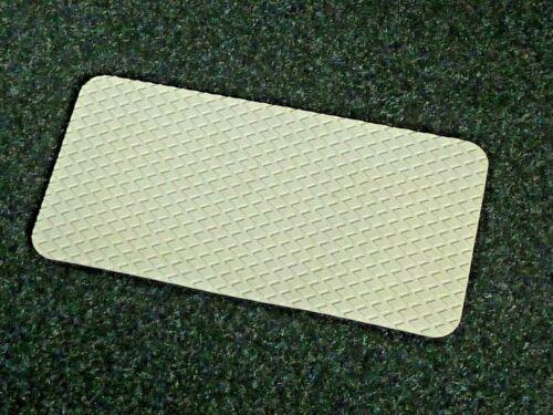 TREADMASTER Anti-Rutsch-Pad off-weiß Decksbelag selbstklebend 412 x 203 mm