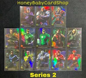 Injustice Arcade GEM MINT Series 2 Card 9 Nightwing Holofoil