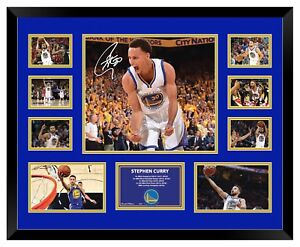 705227fe3fa Image is loading STEPHEN-CURRY-2018-GOLDEN-STATE-WARRIORS-SIGNED-PHOTO-