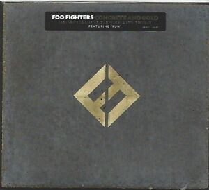 FOO-FIGHTERS-CONCTRET-AND-GOLD-NEW-CD-2017-NEU