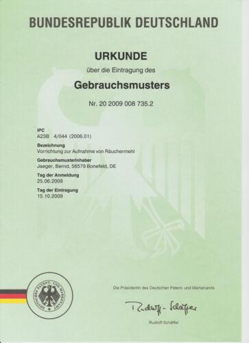 Edelstahl-Räucherschrank Jaeger Spar-Brand Kaltraucherzeuger Grill