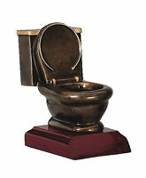 Toilet Bowl Trophy By Decade Awards Free Shipping