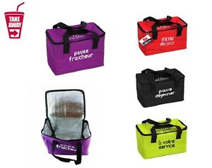 lunch bag mini glaciere panier repas sac pique nique 2. Black Bedroom Furniture Sets. Home Design Ideas