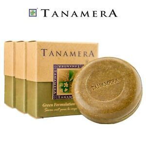 Details about GREEN NATURAL BAR SOAPS BODY 3 BARS Antiseptic Reduce Body  Odor Exfoliator