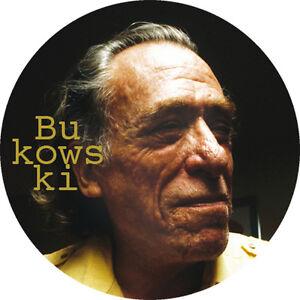 Intelligent Iman/magnet Charles Bukowski . Beat Barfly Kerouac Factotum Hemingway Lissage De La Circulation Et Des Douleurs D'ArrêT
