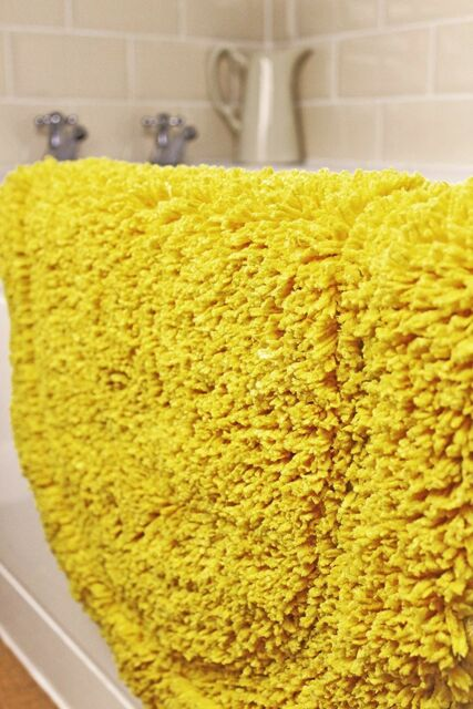 mat tiles bath moroccan mats caitlinworkman by product yellow
