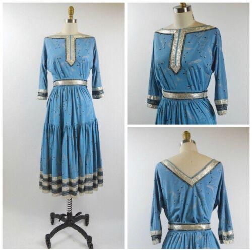 Vintage 1950's Patio Set Dress