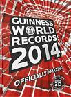 Guinness World Records 2014 by Guinness World Records (Hardback, 2013)
