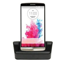 Dedicated Dock Cradle Desktop Charger Stand with OTG Mode+Battery Slot for LG G3