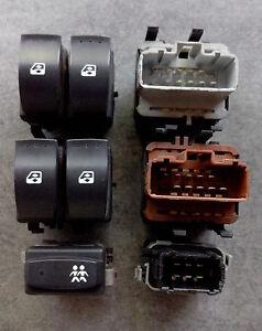 Saute vent renault twingo 1993-2000 2-tlg HEKO foncé Déflecteurs