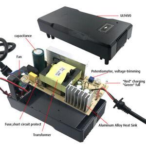 54.6V 4A Output Voltage 48V Lithium Battery Charger XLR plug 1+ For E-bike 2