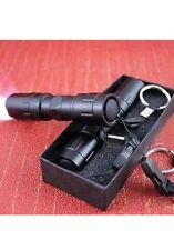 Mini 3W LED Super Bright Flashlight Medical Pen Light  Small Torch Lamp Keychain