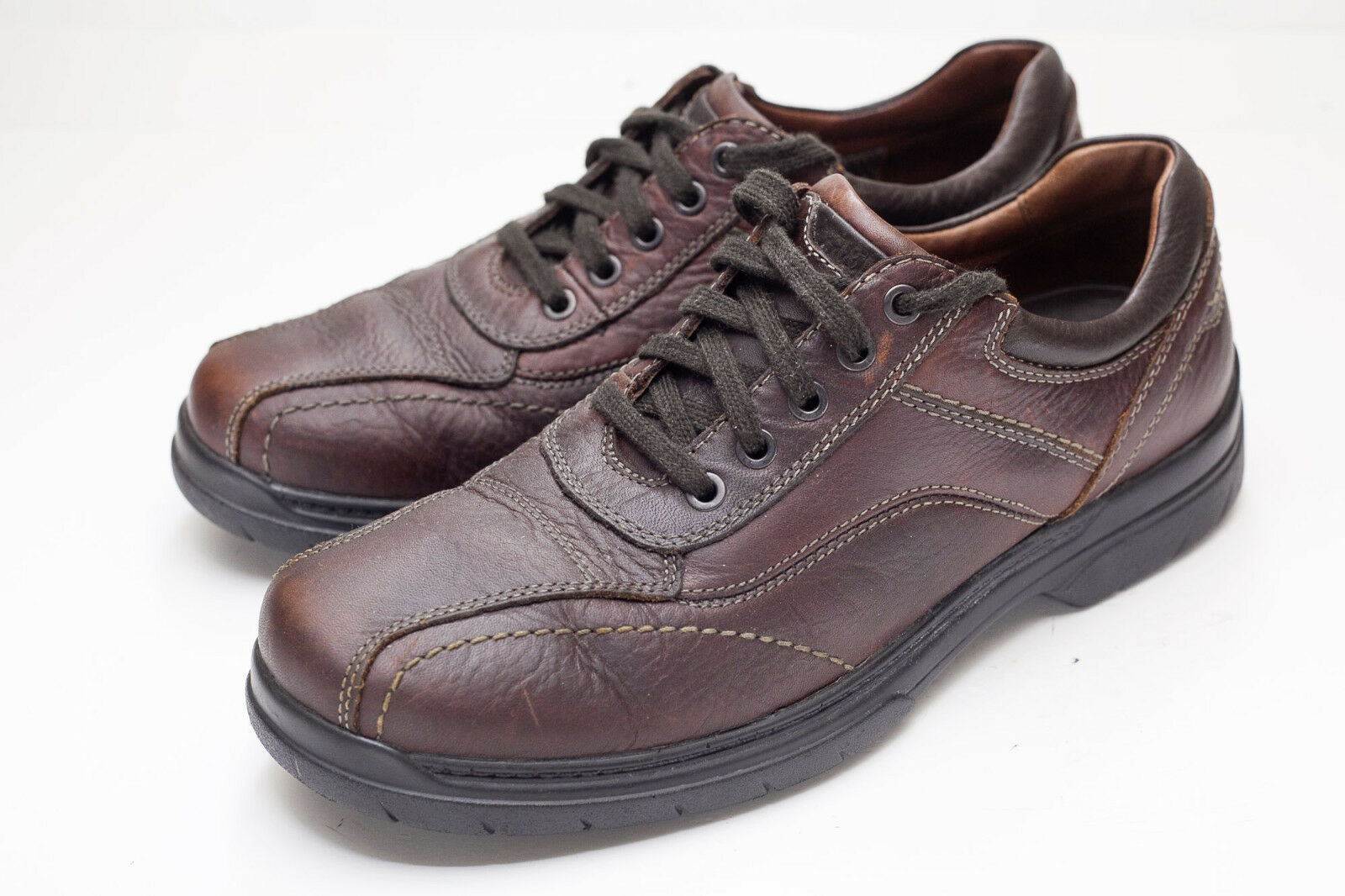 Johnston & Murphy 10 Brown Casual Oxford Men's shoes