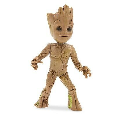 DISNEY Store GUARDIANS of the GALAXY BABY GROOT Wind Up Toy Figure | eBay