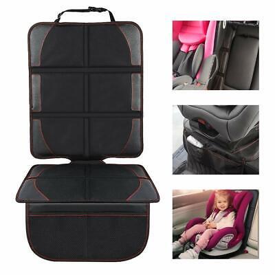 Autositzauflage Anti-Rutsch Isofix Kindersitz Unterlage Sitzschoner Schonbezug