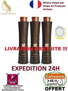 Lissage-Bresilien-Honma-Tokyo-AllLiss-Premium-Coffee-3X150ml-1Masque-de-Protecti