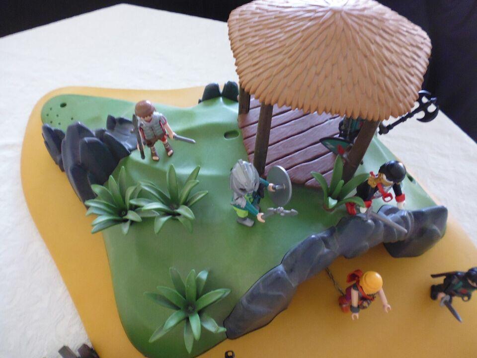 Playmobil, Robinson Crusoe øde ø