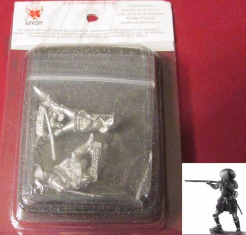 Zenit KE006 Kensei Kuge Teppotai Miniatures Musketeers Warriors NIB Random 2