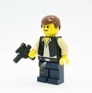 LEGO 1 x Legs Leg For Minifigure  Figure  Dark Brown