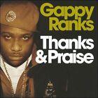 Thanks & Praise by Gappy Ranks (CD, Jun-2011, Greensleeves Records)