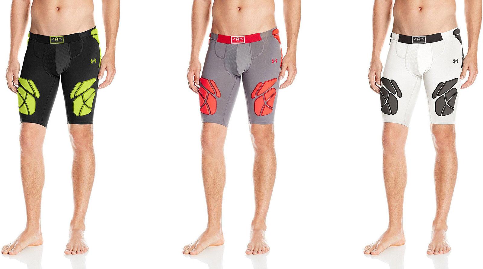 NWT Men/'s Under Armour Medium Football Gameday Armour Girdle Compression Shorts