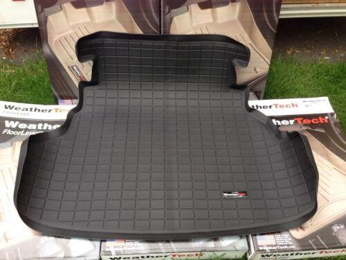 WeatherTech Cargo Liner Trunk Mat for Lexus ES350 2013-2017 Black 40579