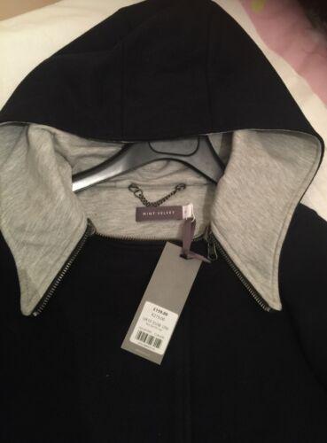 Size Mint 10 Velvet Zip Coat Coat UIxRI