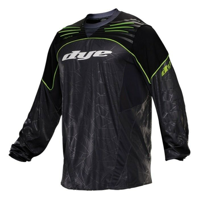 Dye Ultralite Paintball JERSEY 2013Lime