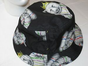 Rook Brand One Size NEW RARE Mens adult sun bucket hat cap