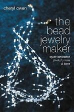 The Bead Jewelry Maker: Stylish Handcrafted Jewelry to Make at Home-ExLibrary