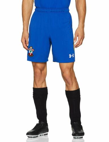 Under Armour Hg Men/'s Southampton F.C Away Shorts  ROYAL BLUE  bnwt.