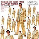 50,000,000 Elvis Fans Can't Be Wrong: Elvis' Golden Records, Vol. 2 by Elvis Presley (Vinyl, Apr-2014, Friday Music)