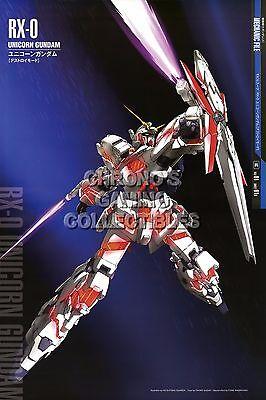 RGC Huge Poster GUNU14 Mobile Suit Gundam Unicorn Anime Poster Glossy Finish