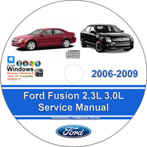 06 ford fusion repair manual