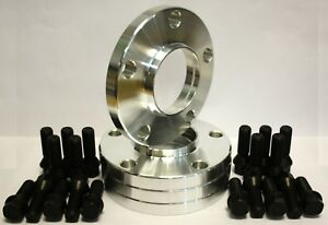 2 X 7MM ALLOY WHEELS SPACERS SHIMS FIT BMW E46